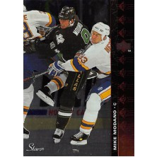 Modano Mike - 1994-95 Upper Deck SP Inserts No.SP21
