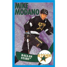 Modano Mike - 1996-97 Panini Stickers No.168