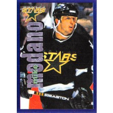 Modano Mike - 1998-99 Panini Stickers No.123
