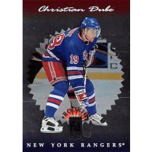 Dube Christian - 1996-97 Donruss Elite No.137