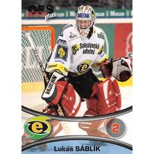 Sáblík Lukáš - 2006-07 OFS No.40