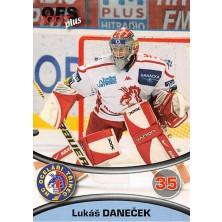 Daneček Lukáš - 2006-07 OFS No.154