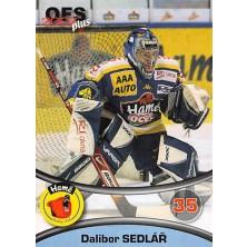 Sedlář Dalibor - 2006-07 OFS No.241