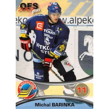 Barinka Michal - 2006-07 OFS No.393