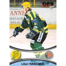 Haschka Libor - 2006-07 OFS No.429