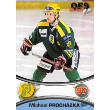 Procházka Michael - 2006-07 OFS No.431