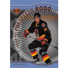 Mezei Branislav - 1999-00 Upper Deck No.314