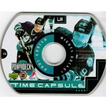 Kariya Paul - 1999-00 Power Deck Time Capsule No.T2 A2