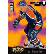 Arnott Jason - 1996-97 Collectors Choice Crash the Game Gold vs.Tampa Bay No.C23 A2