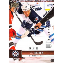 Jokinen Olli - 2012-13 Upper Deck Exclusives No.251 A2