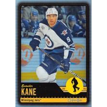 Kane Evander - 2012-13 O-Pee-Chee Black Rainbow No.312 A2