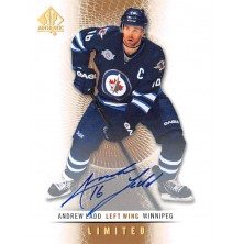 Ladd Andrew - 2012-13 SP Authentic Limited Autographs No.91 A2