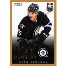 Redmond Zach - 2013-14 Score Gold No.610 A2
