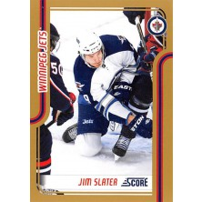 Slater Jim - 2011-12 Score Gold Rush No.479 A2