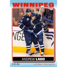 Ladd Andrew - 2012-13 O-Pee-Chee Stickers No.S97 A2