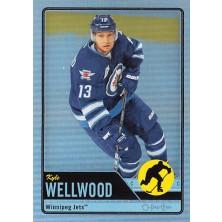 Wellwood Kyle - 2012-13 O-Pee-Chee Rainbow No.215 A2