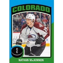 MacKinnon Nathan - 2014-15 O-Pee-Chee Stickers No.ST30