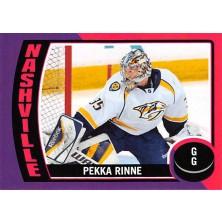 Rinne Pekka - 2014-15 O-Pee-Chee Stickers No.ST32