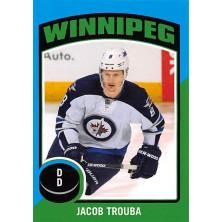 Trouba Jacob - 2014-15 O-Pee-Chee Stickers No.ST34