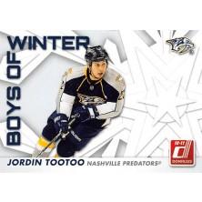 Tootoo Jordin - 2010-11 Donruss Boys of Winter No.69