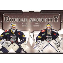 Schwarz Marek, Melicherčík Marcel - 2014-15 OFS Masked Stories Double Security No.DS2