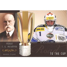 Čiliak Marek - 2014-15 OFS Masked Stories Road To The Cup No.RTTC-18