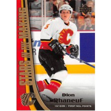 Phaneuf Dion - 2005-06 Upper Deck Stars in the Making No.SM8