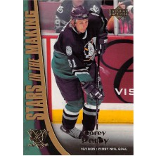 Perry Corey - 2005-06 Upper Deck Stars in the Making No.SM4