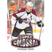 McLeod Cody - 2016-17 Upper Deck Super Colossal No.SC2