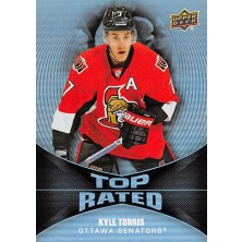 Turris Kyle - 2016-17 Overtime Top Rated No.TR15