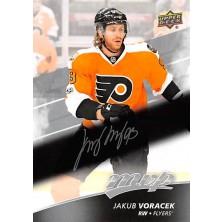 Voráček Jakub - 2017-18 MVP Silver Script No.84