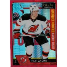 Zacha Pavel - 2016-17 O-Pee-Chee Platinum Red Prism No.170