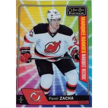 Zacha Pavel - 2016-17 O-Pee-Chee Platinum Rainbow Color Wheel No.170