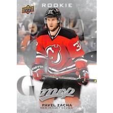 Zacha Pavel - 2016-17 MVP Silver Script No.295