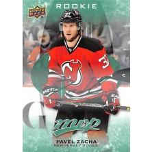 Zacha Pavel - 2016-17 MVP Green Script No.295