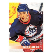 Shannon Darrin - 1994-95 Topps Premier Special Effects No.254
