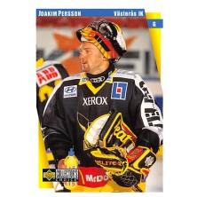 Persson Joakim - 1997-98 Collectors Choice Swedish No.182