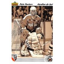 Peeters Pete - 1991-92 Upper Deck French No.642