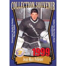 Pelletier Jean-Marc - 1999-00 Quebec Pee Wee Tournament No.11