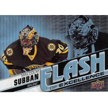 Subban Malcolm - 2015-16 Overtime Flash of Excellence No.FOE-19