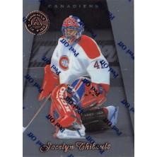 Thibault Jocelyn - 1997-98 Pinnacle Certified No.26