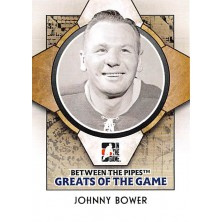 Bower Johnny - 2008-09 Between The Pipes No.77