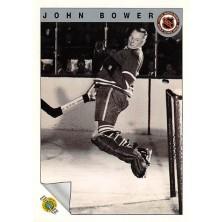 Bower Johnny - 1991-92 Ultimate Original Six No.32