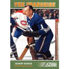 Bower Johnny - 2012-13 Score Franchise Original Six No.OS3