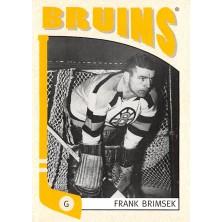 Brimsek Frank - 2004-05 ITG Franchises US East No.319