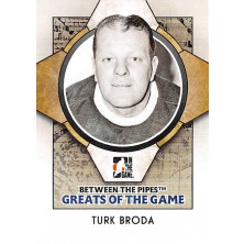 Broda Turk - 2008-09 Between The Pipes No.80