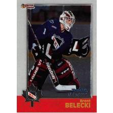 Belecki Brent - 1998-99 Bowman Chrome CHL No.41