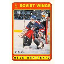 Bratash Oleg - 1990-91 O-Pee-Chee No.525