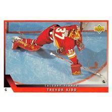 Kidd Trevor - 1992-93 Upper Deck No.399