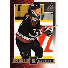 Tkachuk Keith - 1997-98 Zenith No.7